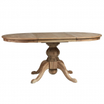 Salon Round Extension Dining Table