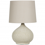 Weave Lamp Natural