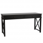 Manto Desk Black