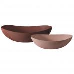 Ranger Oval Bowls Earth Set/2