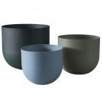 Ranger Planter Bowls Set/3 Terrain