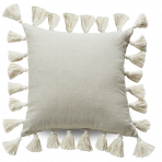 Mansour Heritage Cushion Natural