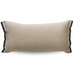 Hadley Flange 2 Stripe Cushion