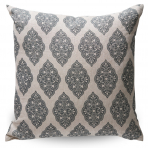 Babbington Tuli Cushion Grey