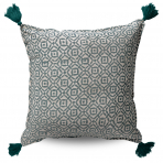 Babbington Glaze Cushion Grey