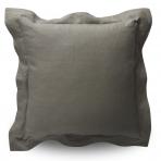 Babbington Flange Cushion Sage