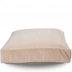 Classic Square Floor Cushion Sand