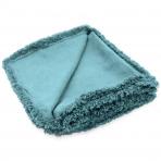 Patina Fringe Tablecloth Teal Large