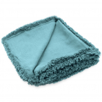 Patina Fringe Tablecloth Teal