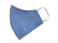 Clover Mask Chambray