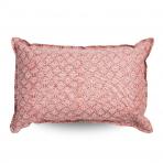 Villanelle Persimmon Cushion