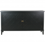 Rodin Lattice Buffet Black