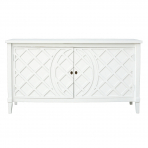 Rodin Lattice Buffet White