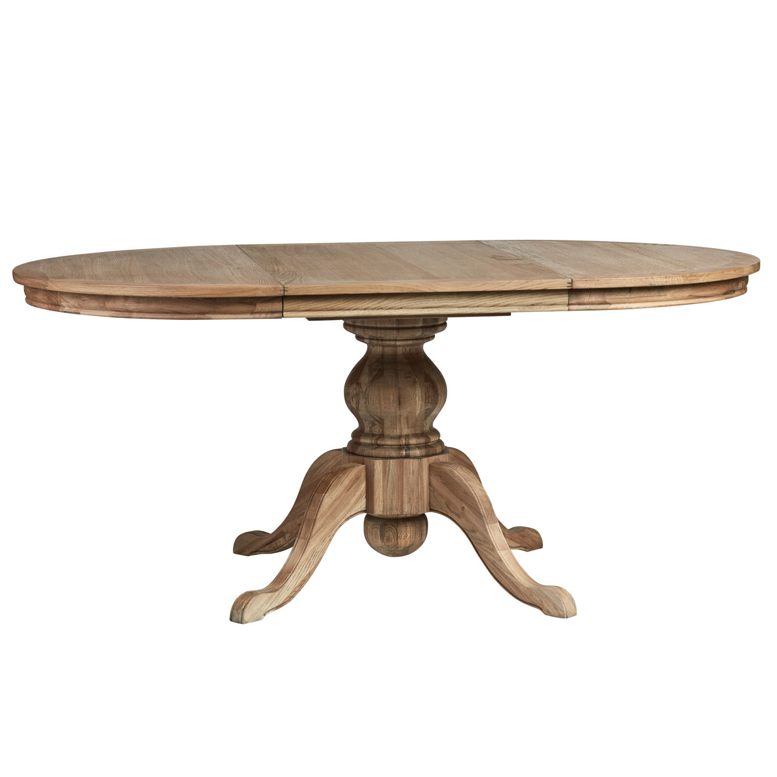 Salon Round Extension Dining Table. Click To Zoom