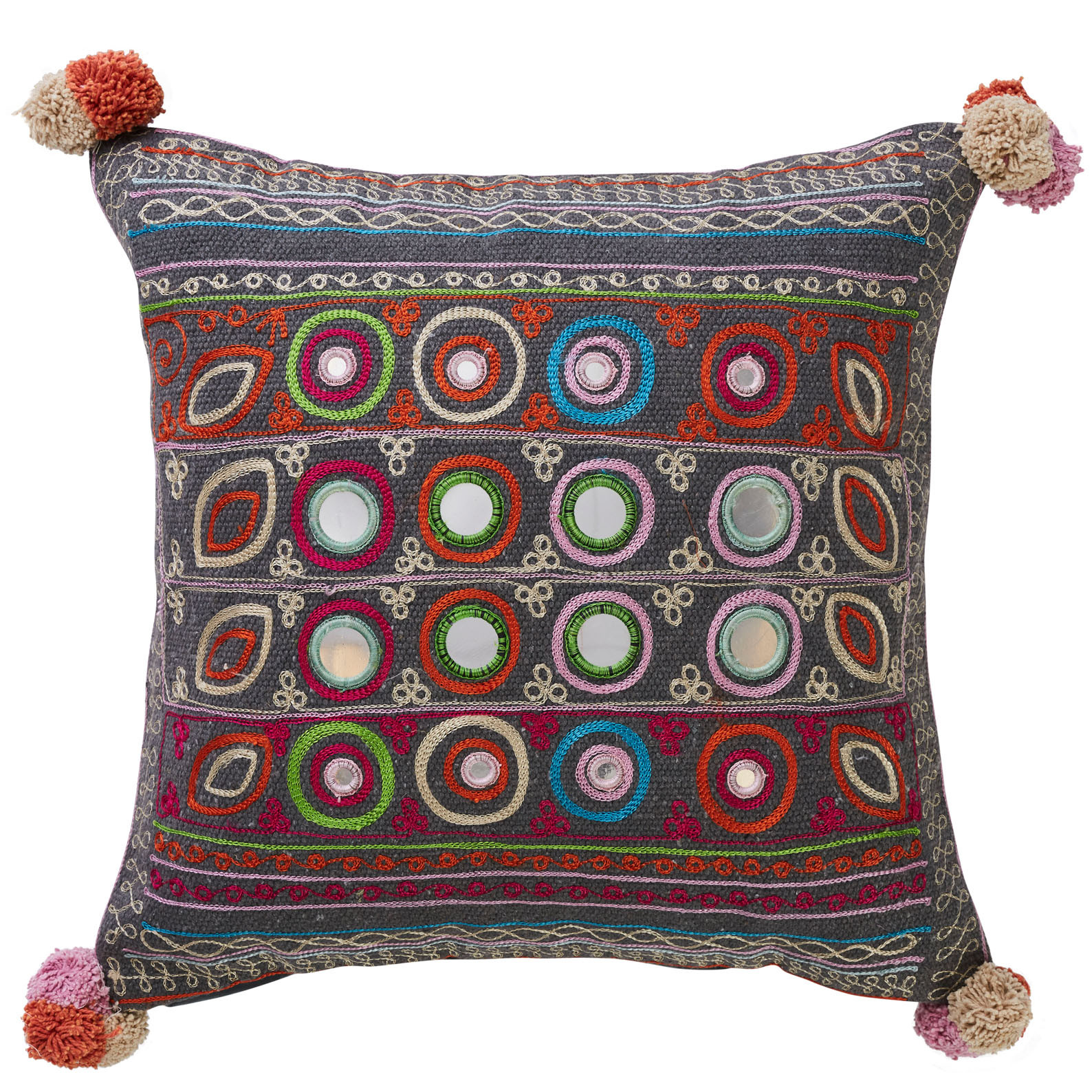 Tribe Monocle Cushion
