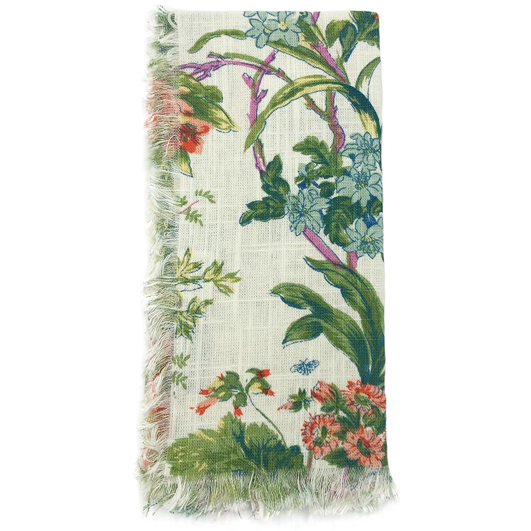 Bloom Napkin Set/4