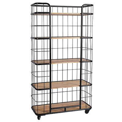 Mayfair Tall Bakers Rack