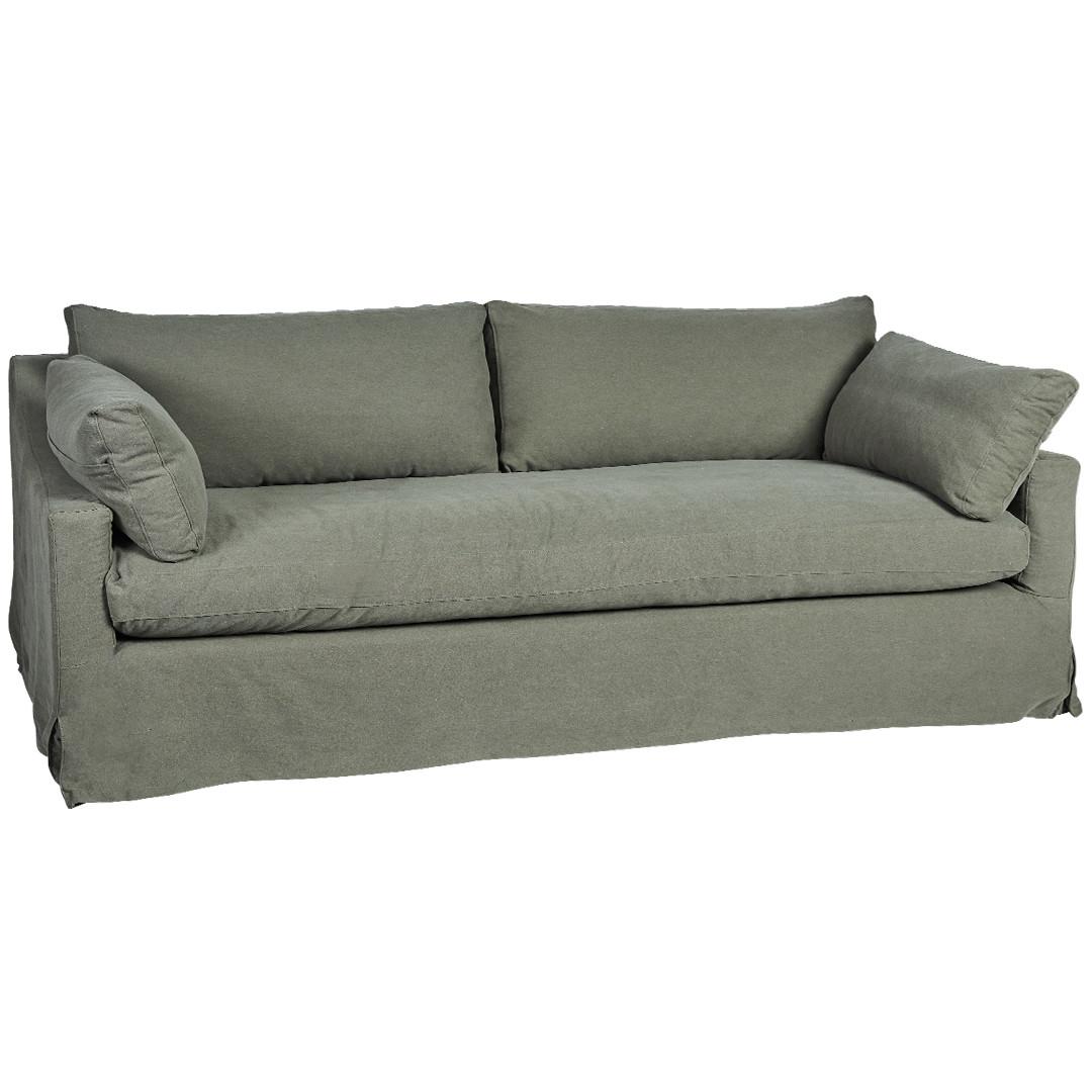 Irving Merricks 3.5 Seater Sofa Forest