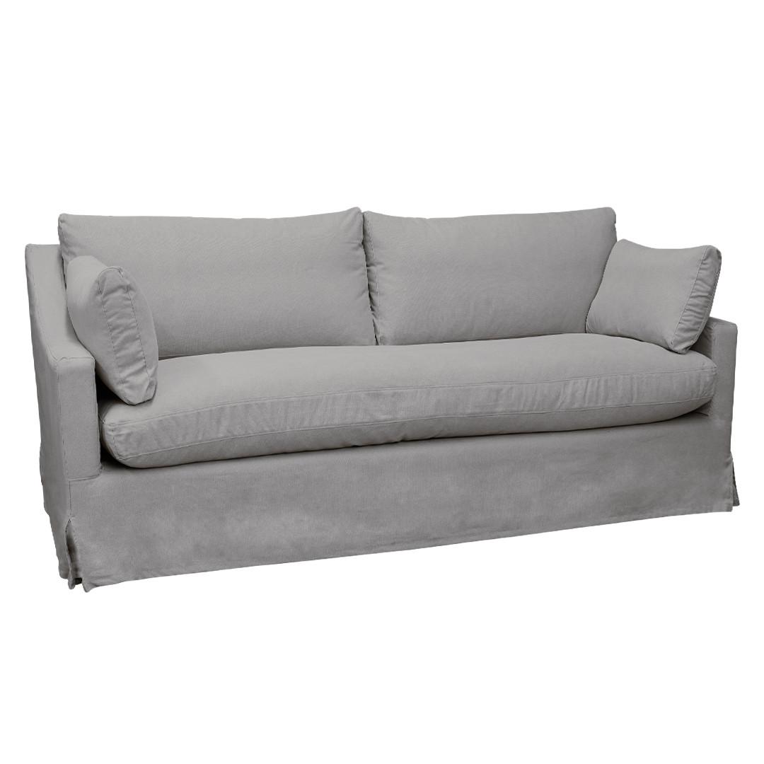 Irving Merricks 3 Seater Sofa Cement