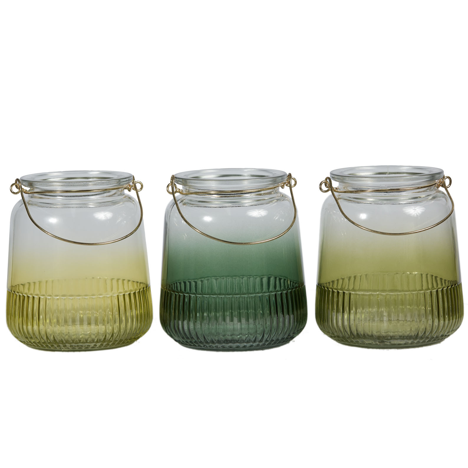 Lune Jardin Votives Set/3