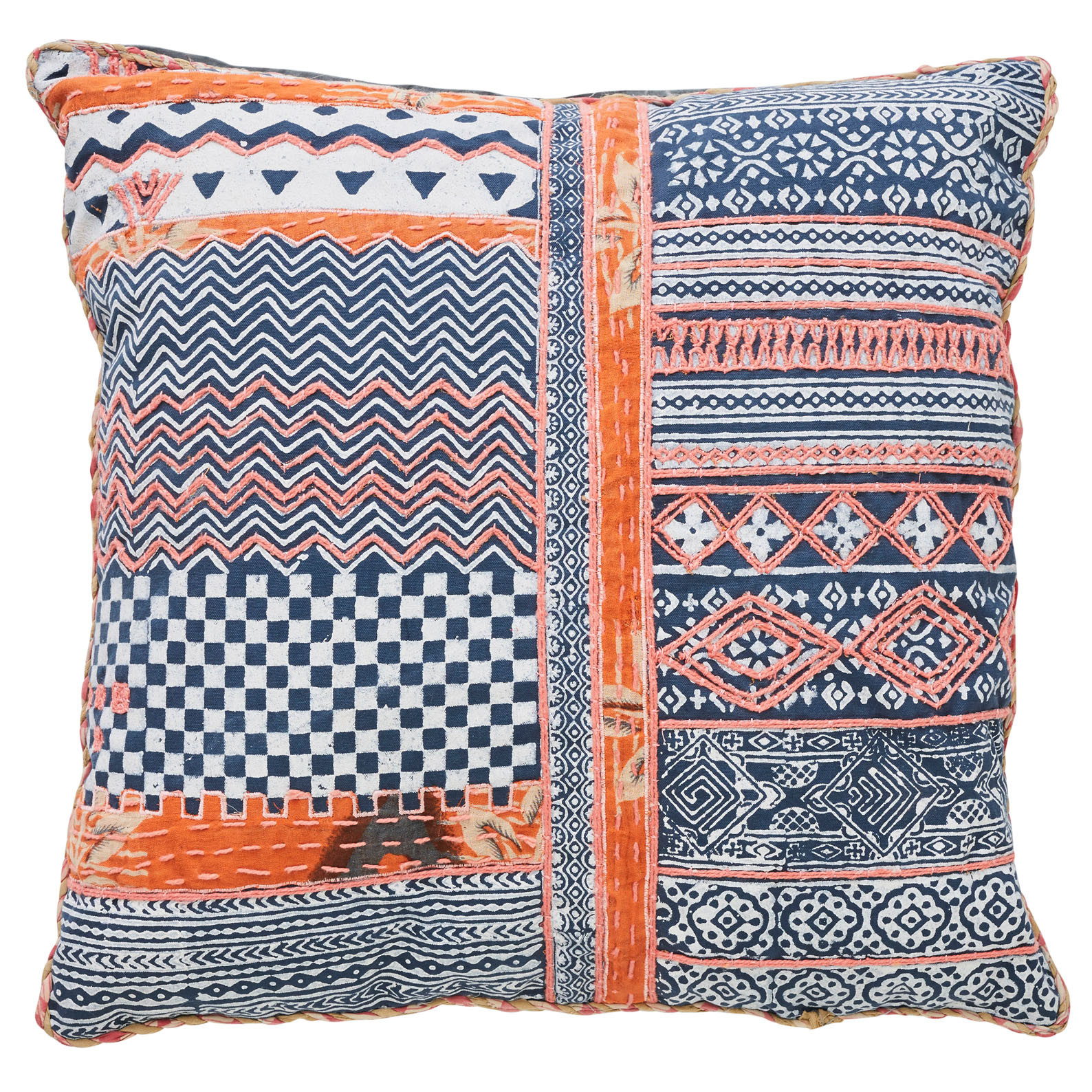 Tribe Warrior Cushion