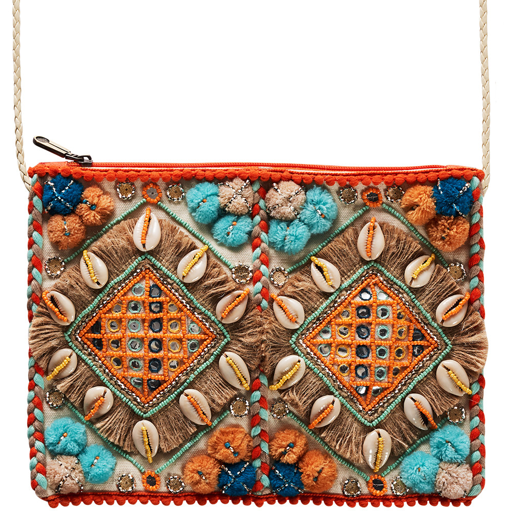 Bohemia Resort Clutch