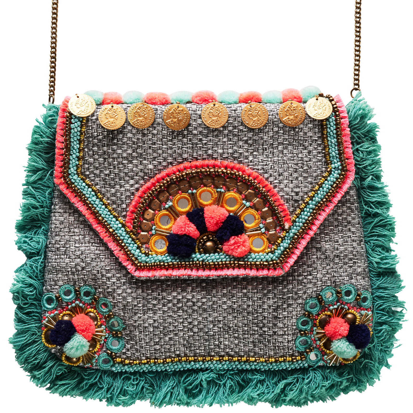 Bohemia Soiree Clutch