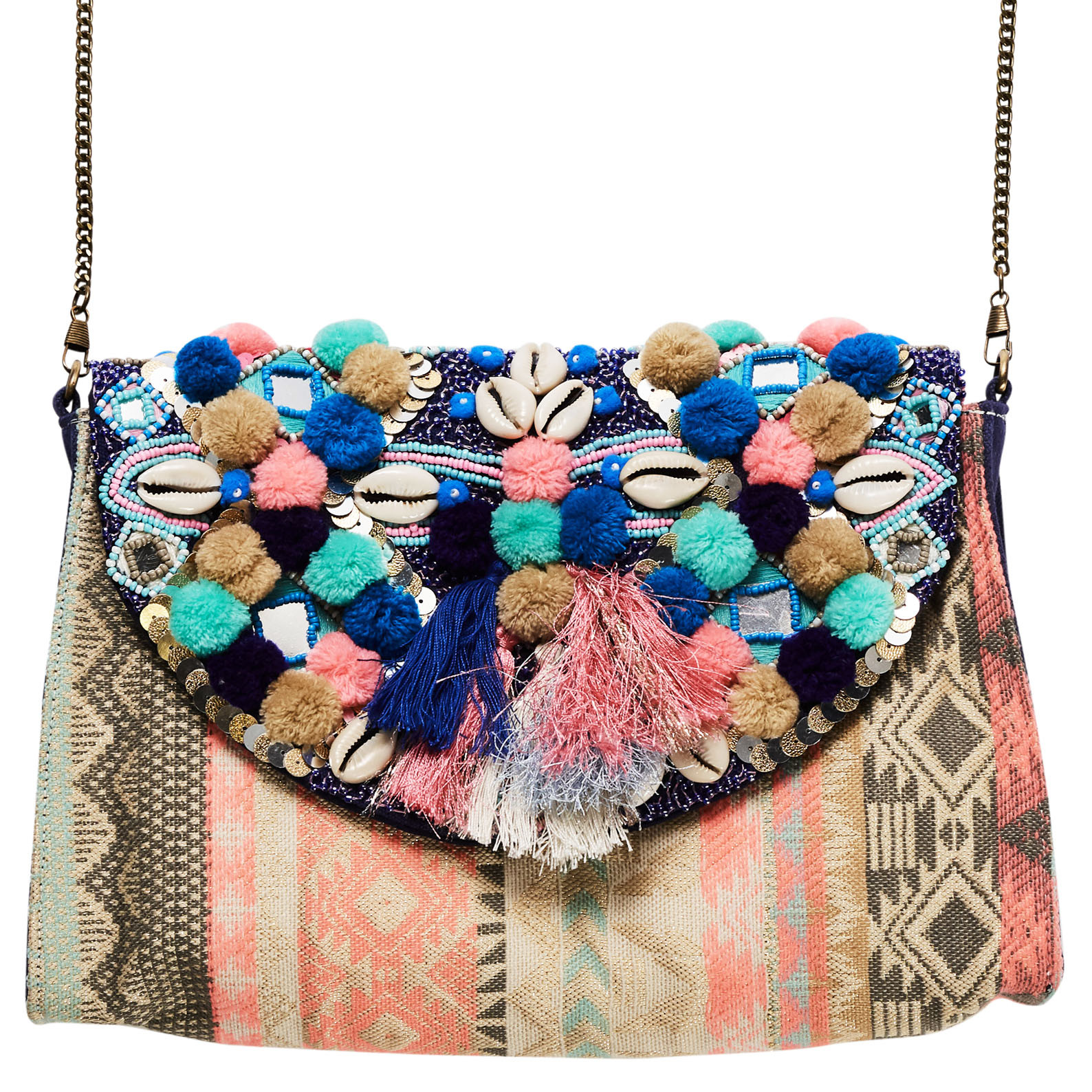 Bohemia Collective Clutch