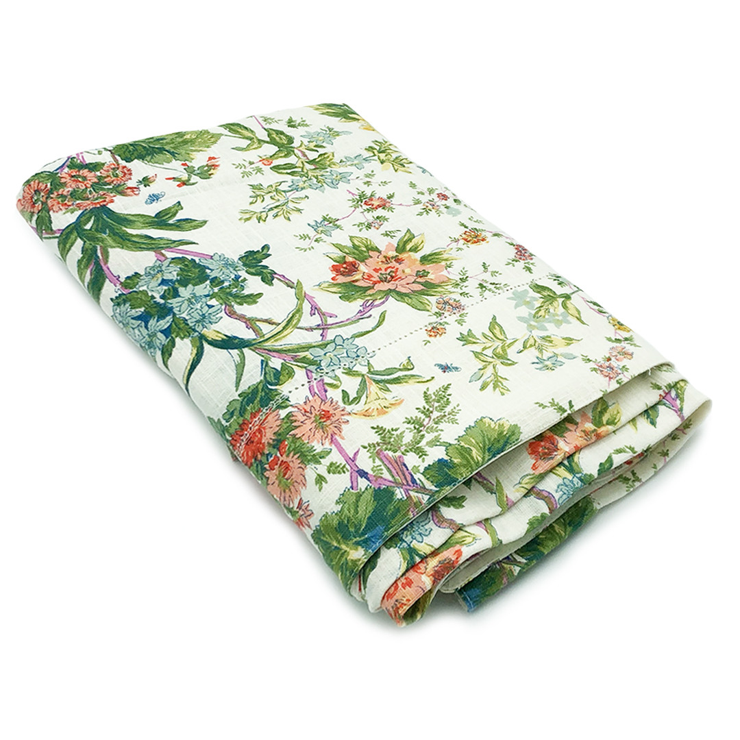 Meadow Tablecloth Round